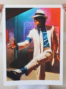 Criminal Kick Limited Edition Print