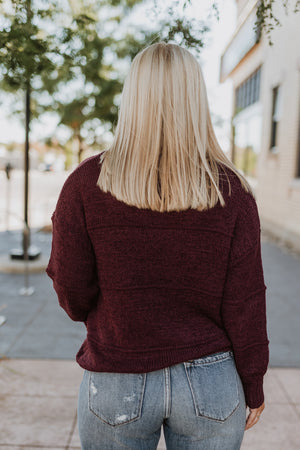 Hunter Knit Sweater