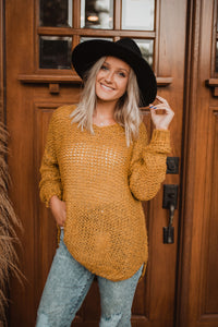 Chelsi V-Neck Sweater