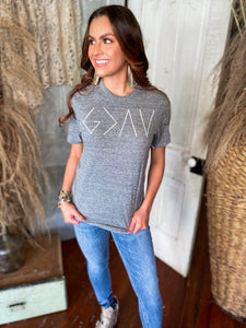 God Is Greater Than Graphic Tee