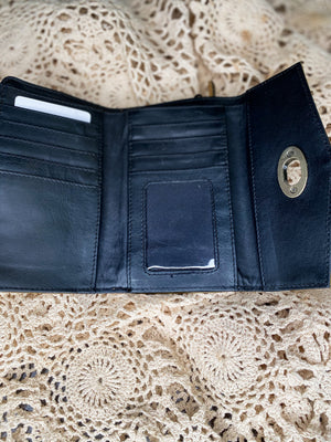 Dawn to Dusk Leather Wallet