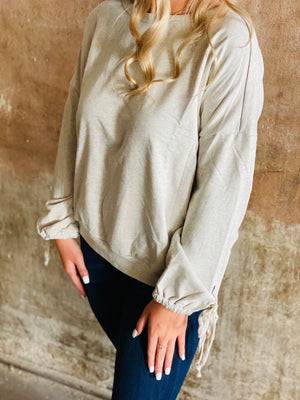 Karen Pull-Over Sweater
