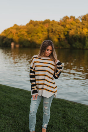 Sky Pull-Over Sweater