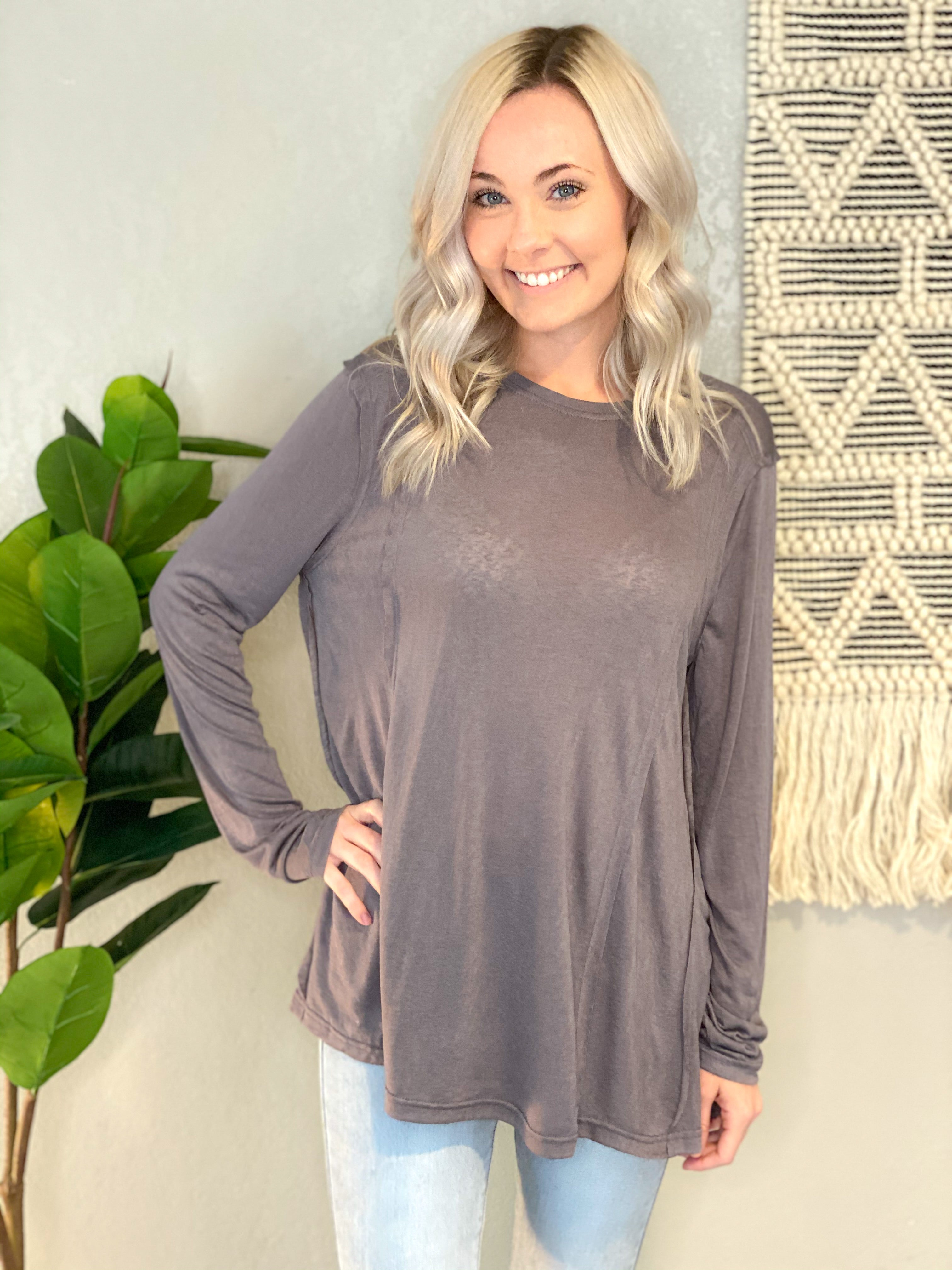 Julie Knit Top