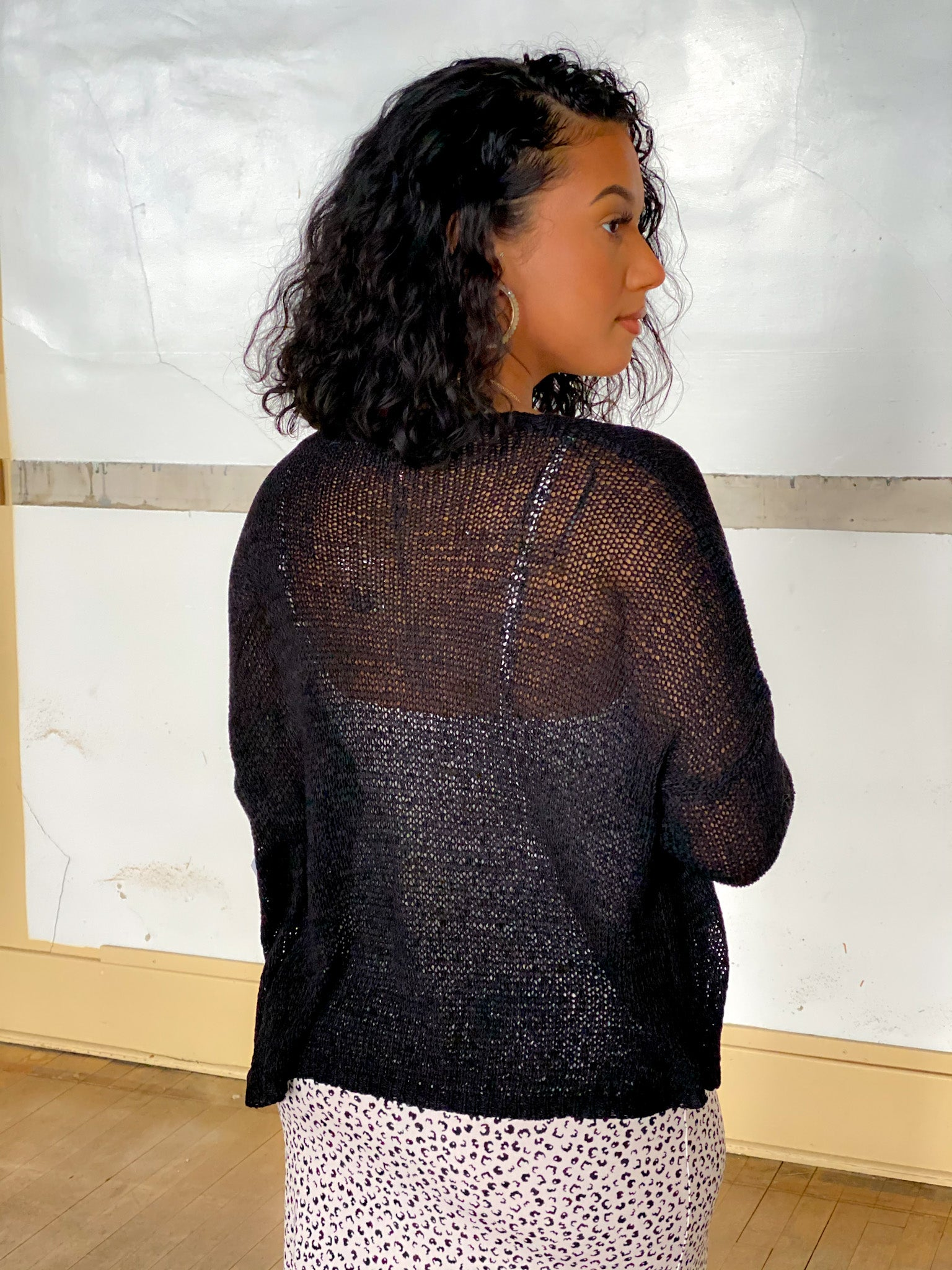 Simply Yours Knit Cardigan