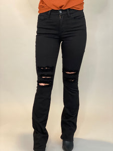 Axel Mid-Rise Boot Cut Jean