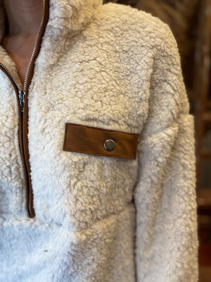 Farrow Fleece Sweater