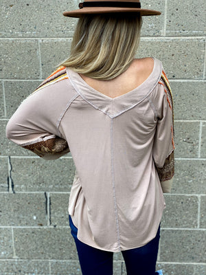 Raja Knit Top