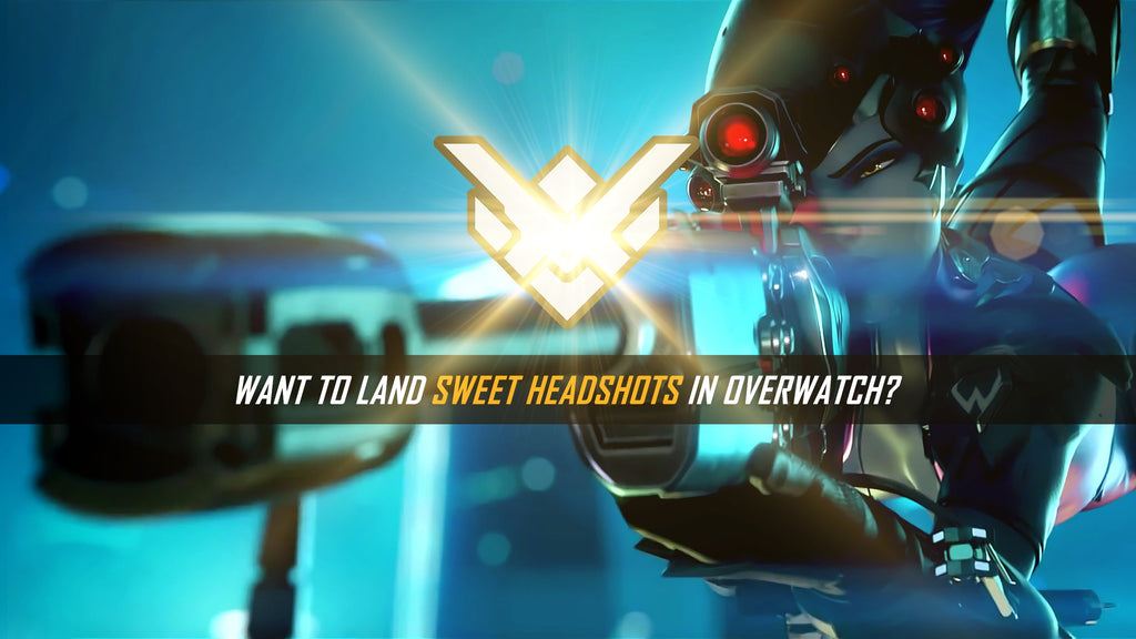 The trick to improve your aiming precision in Overwatch