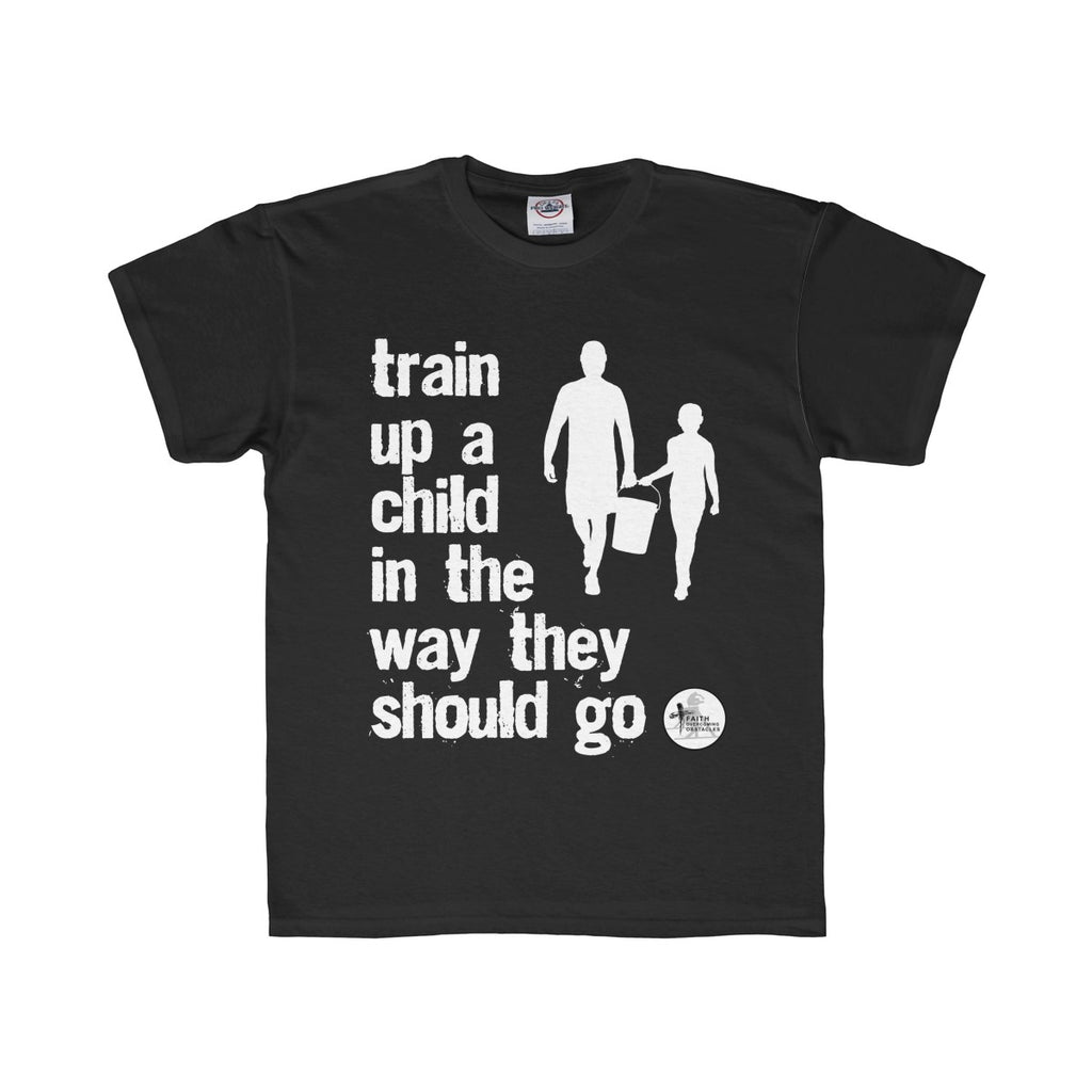 "Kids ""Train Up a Child"" Tee"