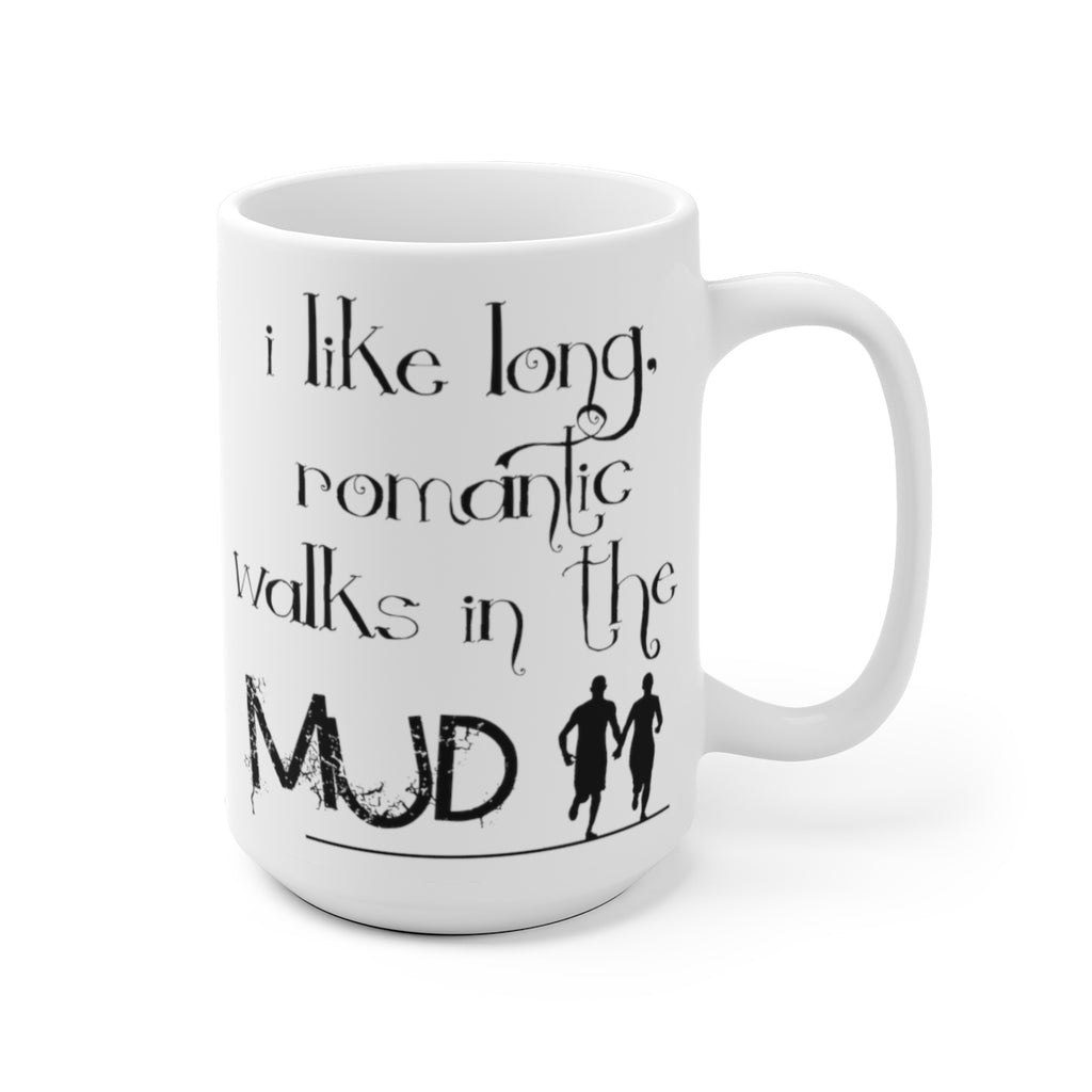 """Romantic Walks"" Mug"