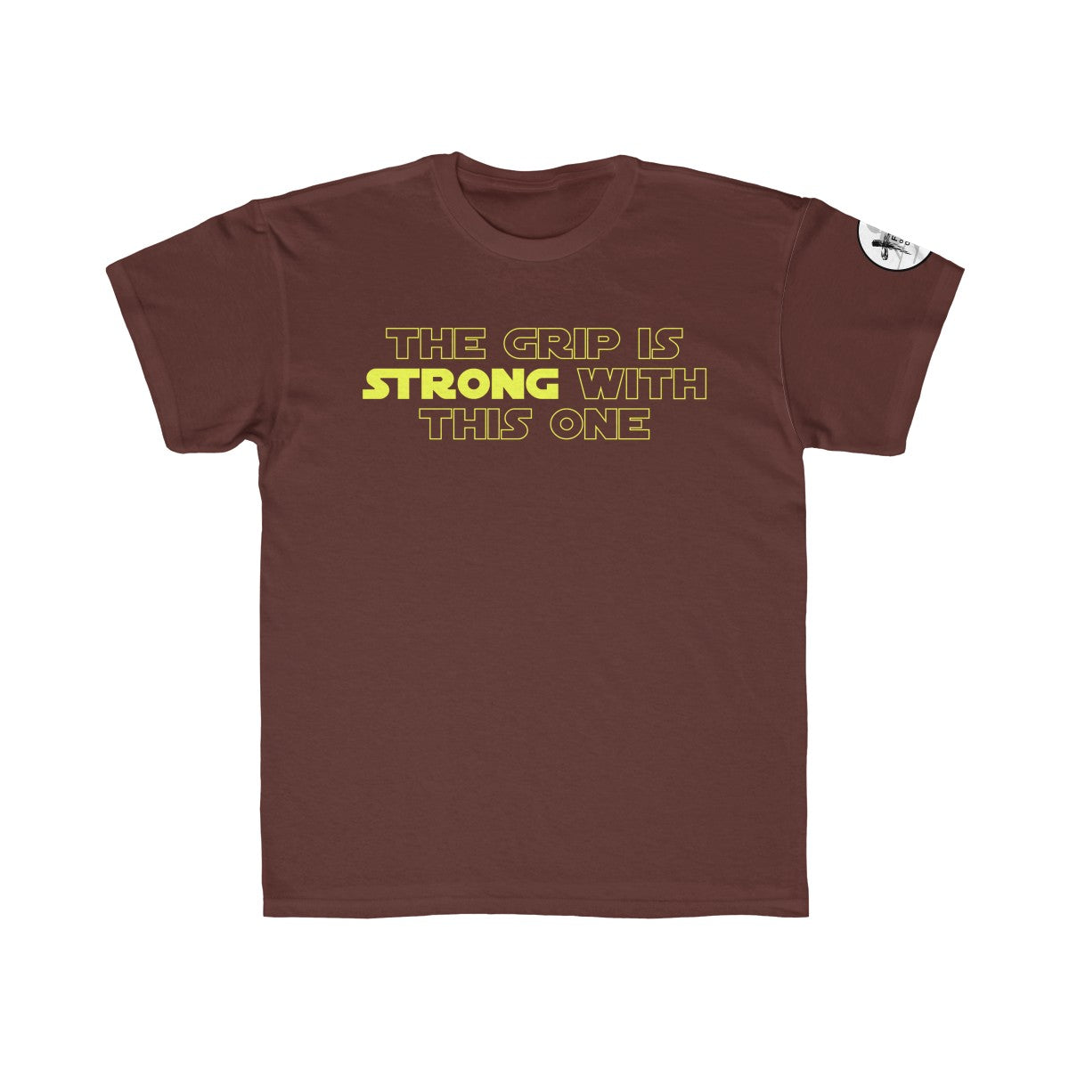 "Kids ""Grip is Strong"" Tee"