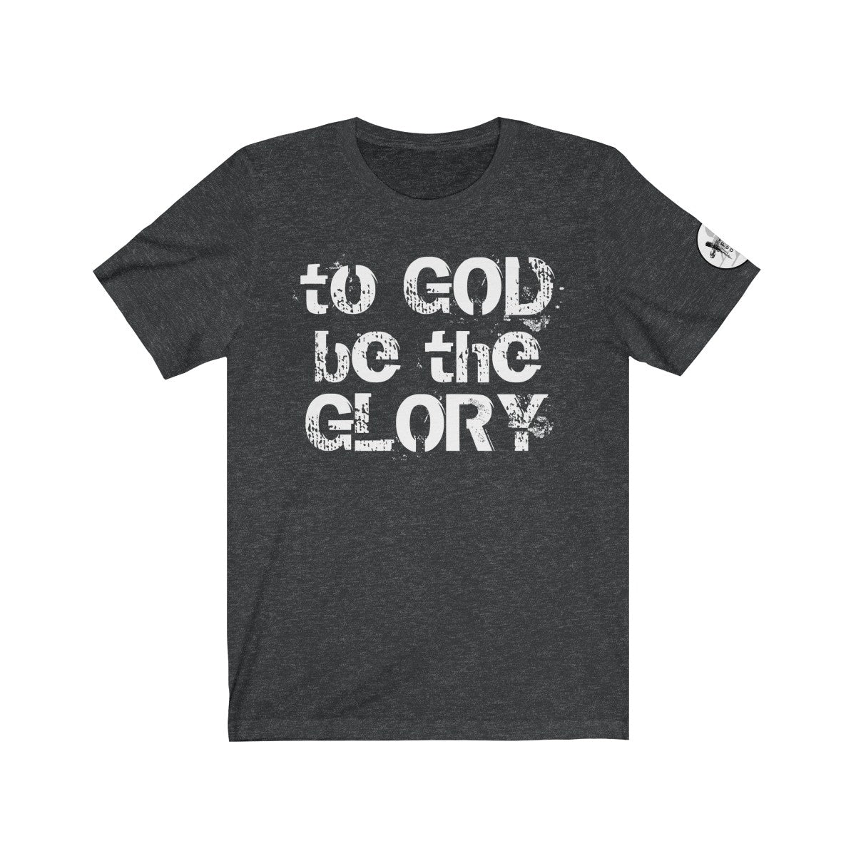"Unisex ""To God Be The Glory"" Tee"