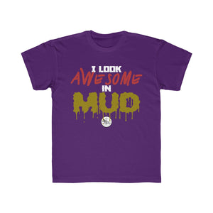 "Kids ""Awesome in Mud"" Tee"