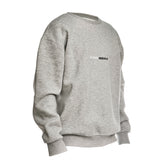 LOGO SWEATER GREY