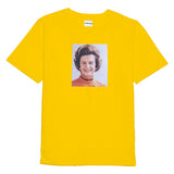betty ford tee yellow