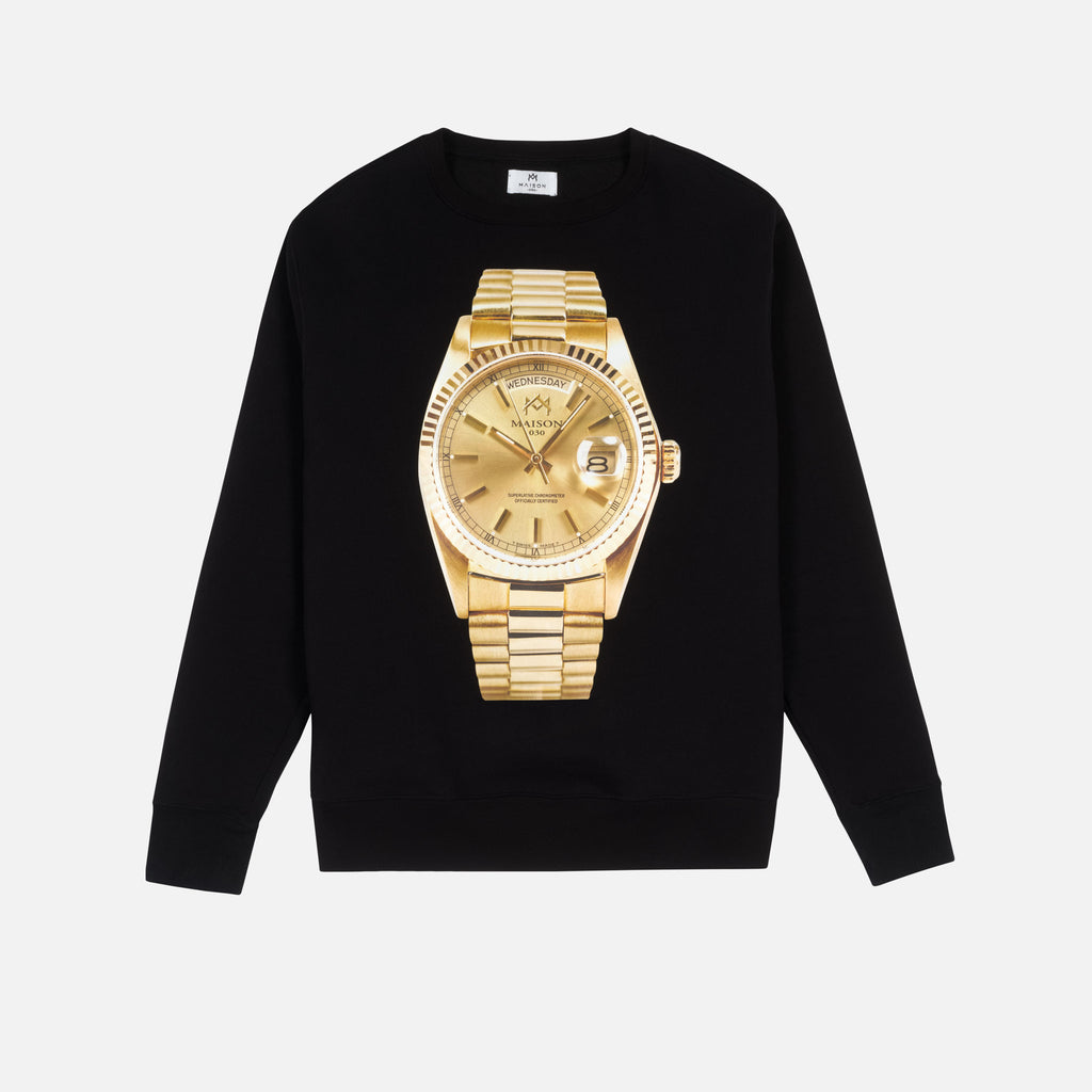 "La Maison ""on Time"" Sweater"