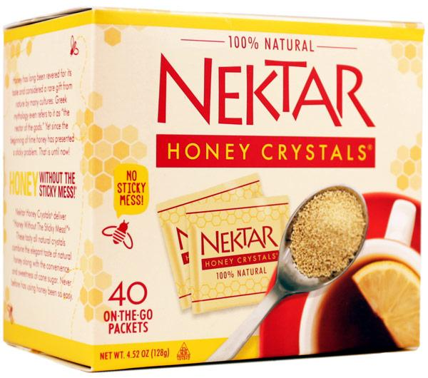 Nektar Crystallized Honey