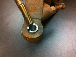 Rockwell 2.5 Knuckle Bolt Conversion Ends