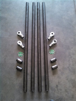 Mud Truck Traction Bar Kit