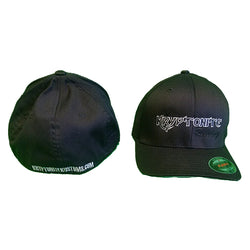 Kryptonite Kustoms Hats - Black