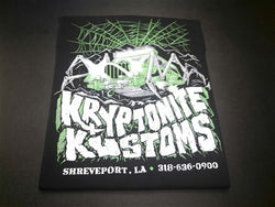 Kryptonite Kustoms T-shirts
