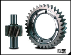 Rockwell Axle Bull Gear Set [1603]
