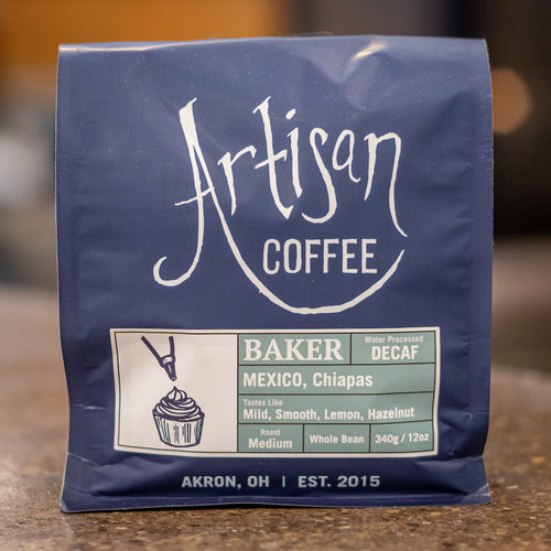 BAKER - Decaf Mexico (Water Process)
