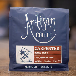 CARPENTER - House Blend (Medium)