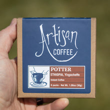 POTTER - Instant Coffee - 6 Pack