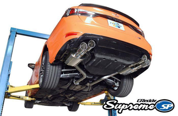 Greddy Supreme SP Exhaust: Lexus GS-F