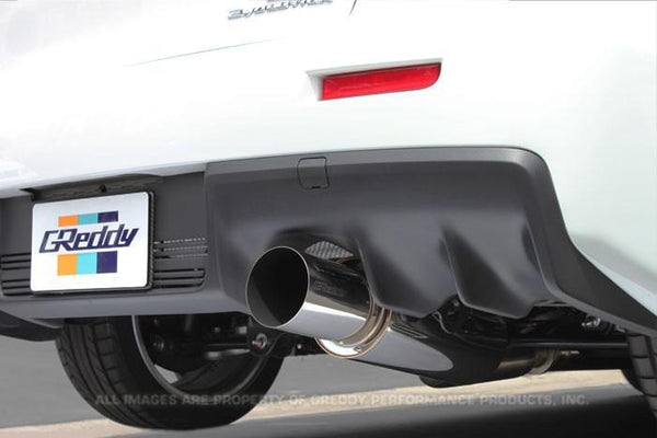 Greddy  Revolution RS Exhaust: Mitsubishi (CZ4A) Evolution X