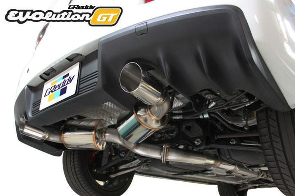Greddy  EVOlution GT Exhaust: Mitsubishi Evo X (CZ4A)