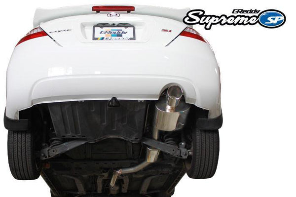 Greddy Supreme SP Exhaust: Honda (FG / FA) Civic Si