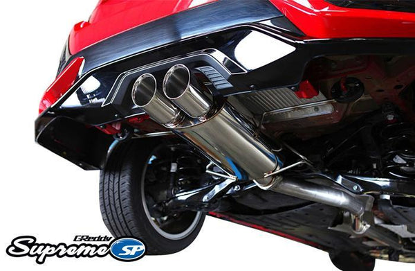 "Greddy 3"" Supreme SP Exhaust: Honda (FK7) Civic Sport HB"