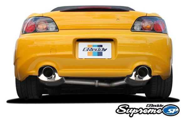 Greddy Supreme SP Exhaust - Honda S2000 00-09