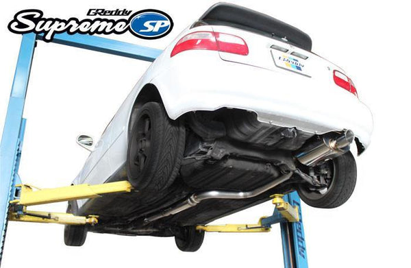 "Greddy 3"" Supreme SP Exhaust: Honda (EG) Civic HB"