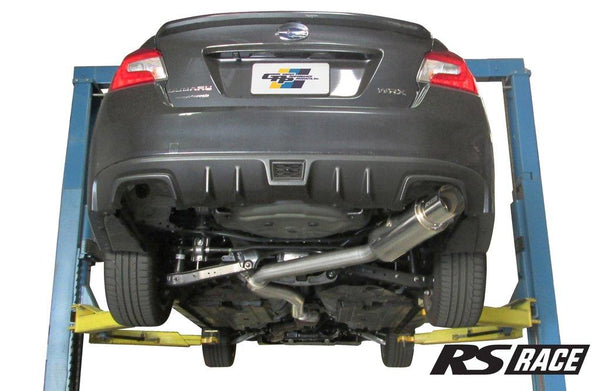 Greddy RS Race Exhaust - Subaru WRX/STI 15+ Sedan