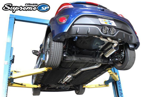 Greddy Supreme SP Exhaust: Hyundai Veloster Turbo