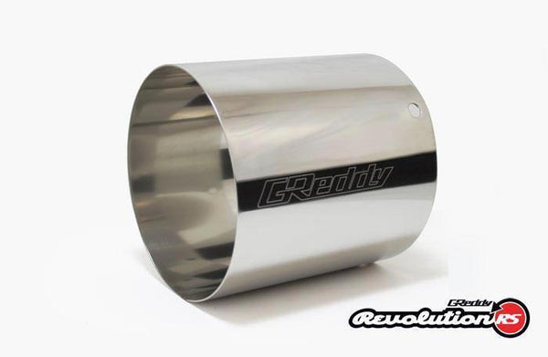 Greddy - Replacement Revolution RS SUS 304 Tip(s)  115mm Dia.