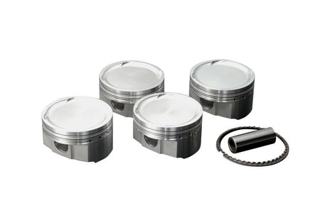 Tomei Forged Piston Kit: Nissan RB26DETT VALVE RECESSED