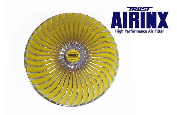 GReddy Airinx Air Filter AY-S (sm) - Yellow