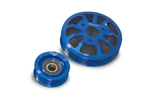 Greddy  (2pc) Pulley Kit: Scion (ZN6) FR-S / Toyota 86 / Subaru BRZ