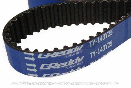 Greddy Extreme Timing Belt: Toyota 2JZ-G(T)E