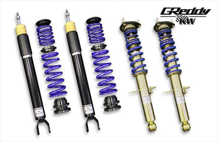 JRZ RS Sport Coilovers - Porsche 981 Cayman / Boxster (Including S models) 2013-2017