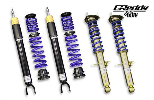 GReddy by KW Suspension Coilovers: Nissan (Z33) 350Z / Infiniti G35