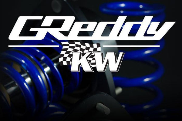 GReddy by KW Suspension Coilovers: Scion (ZN6) FR-S / Toyota 86 / Subaru BRZ