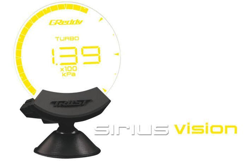 Greddy Sirius Vision - Gauge Display