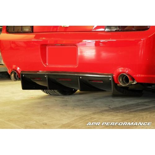 APR Performance - Ford Mustang S197 Rear Diffuser 2005-2009