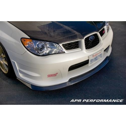 APR Performance - Subaru Impreza STi Front Air Dam 2006-2007 (sedan only)